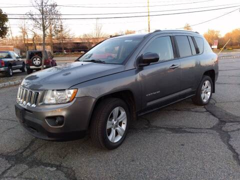 2011 Jeep Compass for sale at Jan Auto Sales LLC in Parsippany NJ