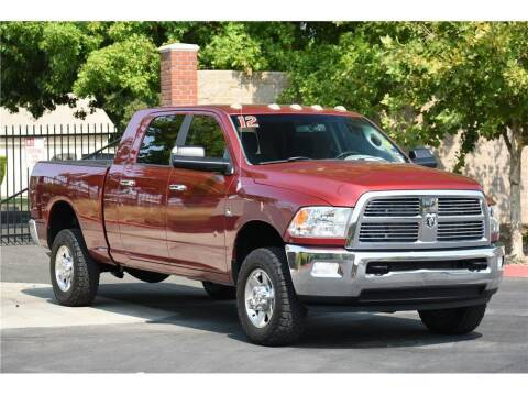 2012 RAM Ram Pickup 3500 for sale at A-1 Auto Wholesale in Sacramento CA