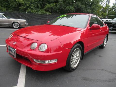2000 Acura Integra for sale at LULAY'S CAR CONNECTION in Salem OR