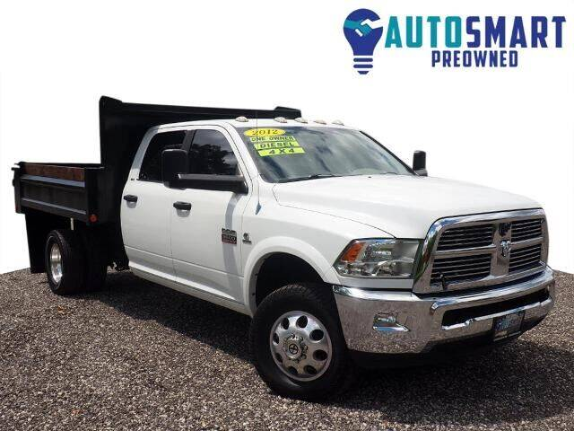 2012 RAM Ram Chassis 3500 for sale in Hamler, OH
