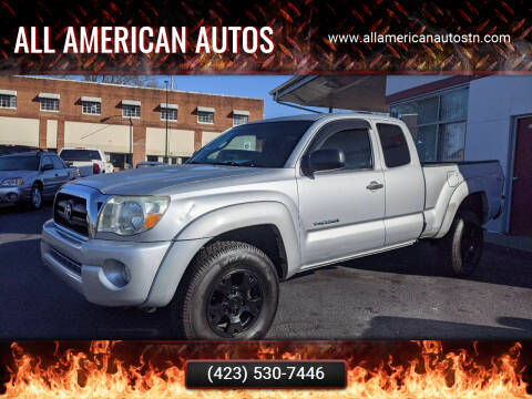 2006 Toyota Tacoma for sale at All American Autos in Kingsport TN