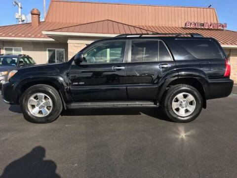 2006 Toyota 4Runner for sale at Motors Inc in Mason MI