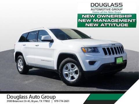 2016 Jeep Grand Cherokee for sale at Douglass Automotive Group in Central Texas TX