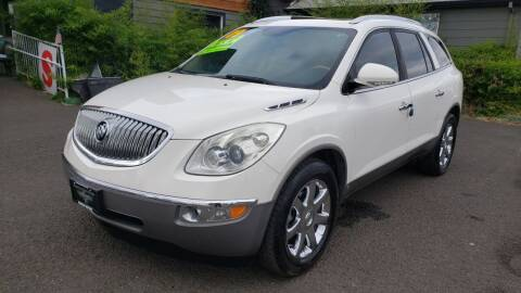 2008 Buick Enclave for sale at Persian Motors in Cornelius OR