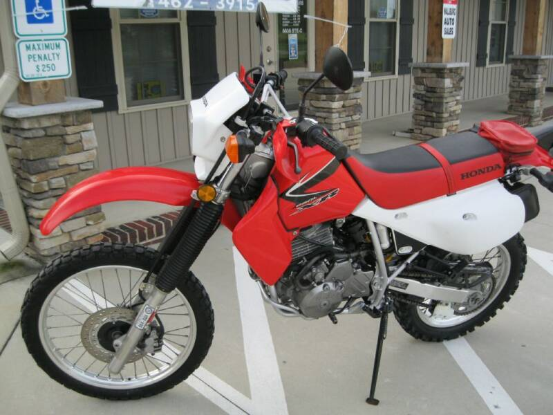 2008 Honda 650L