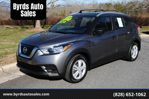 2018 Nissan Kicks for sale at Byrds Auto Sales in Marion NC