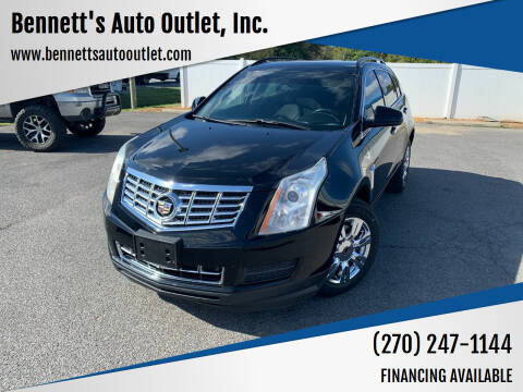 2014 Cadillac SRX for sale at Bennett's Auto Outlet, Inc. in Mayfield KY