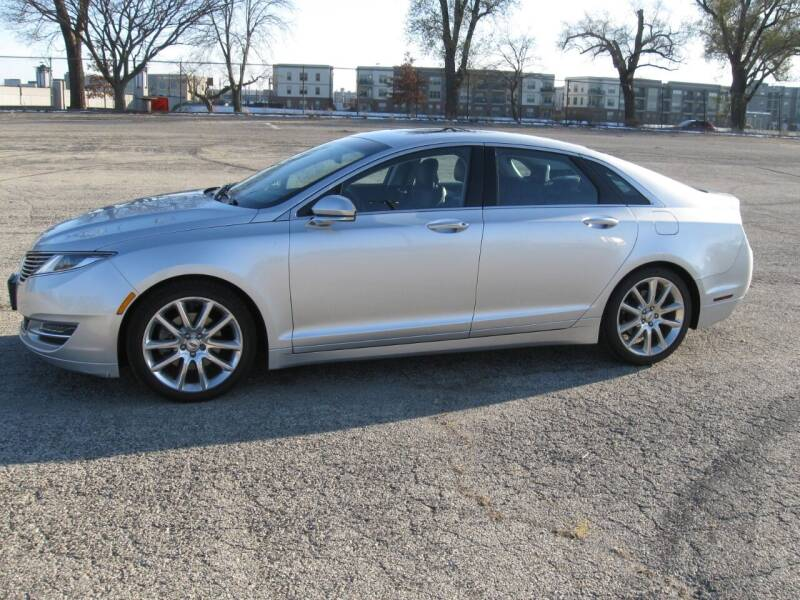 2014 Lincoln MKZ for sale at Burhill Leasing Corp. in Dayton OH