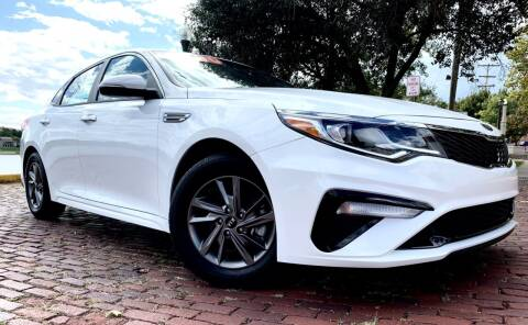 2019 Kia Optima for sale at PUTNAM AUTO SALES INC in Marietta OH