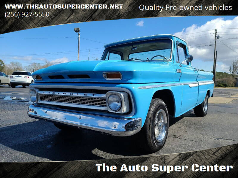 1965 Chevrolet C/K 10 Series for sale at The Auto Super Center in Centre AL