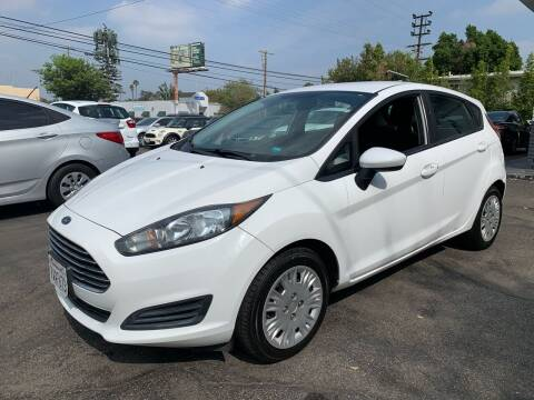 2016 Ford Fiesta for sale at Car Lanes LA in Glendale CA