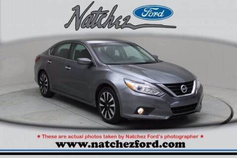 2018 Nissan Altima for sale at Auto Group South - Natchez Ford Lincoln in Natchez MS