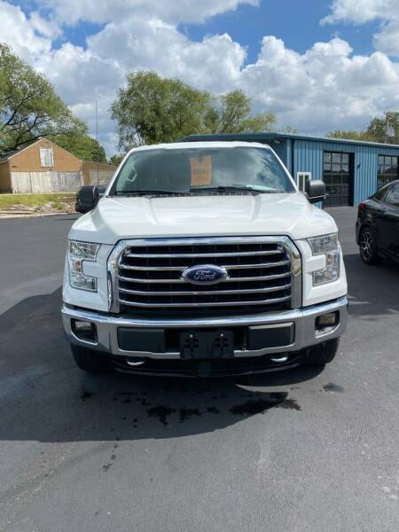 2015 Ford F-150 for sale at MJ'S Sales in Foristell MO