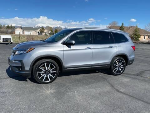 2020 Honda Pilot for sale at Salida Auto Sales in Salida CO