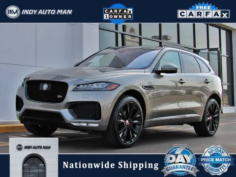 2020 Jaguar F-PACE for sale at INDY AUTO MAN in Indianapolis IN