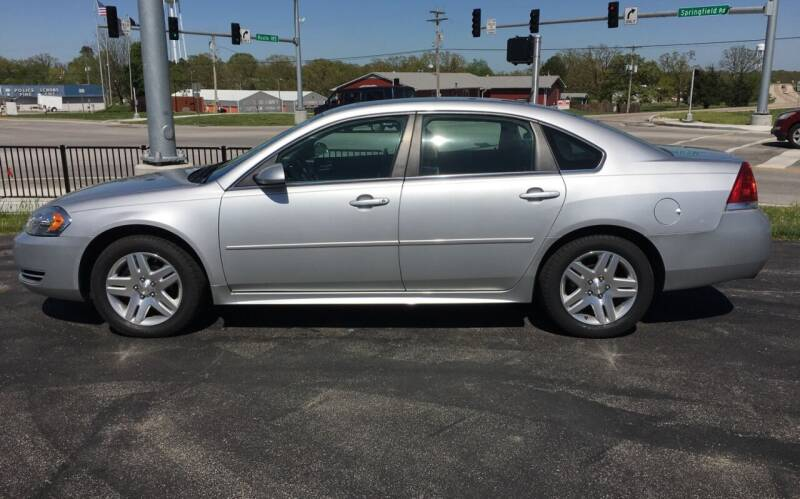 2015 Chevrolet Impala Limited for sale at Village Motors in Sullivan MO