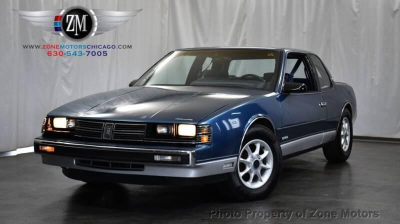 1988 Oldsmobile Toronado for sale in Addison, IL