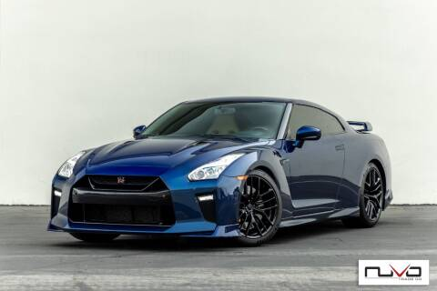 2017 Nissan GT-R for sale at Nuvo Trade in Newport Beach CA