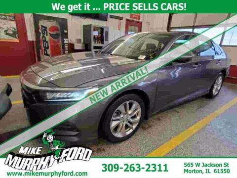 2020 Honda Accord for sale at Mike Murphy Ford in Morton IL