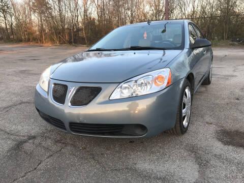 2008 Pontiac G6 for sale at Certified Motors LLC in Mableton GA