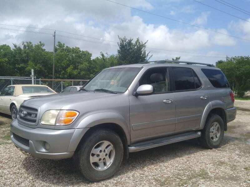 2003 Toyota Sequoia for sale at Loco Motors in La Porte TX