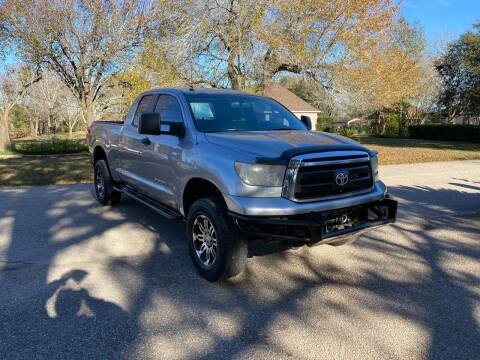 2010 Toyota Tundra for sale at CARWIN MOTORS in Katy TX