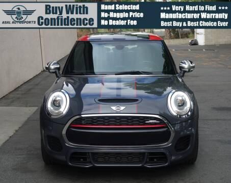 2017 MINI Hardtop 2 Door for sale at ASAL AUTOSPORTS in Corona CA