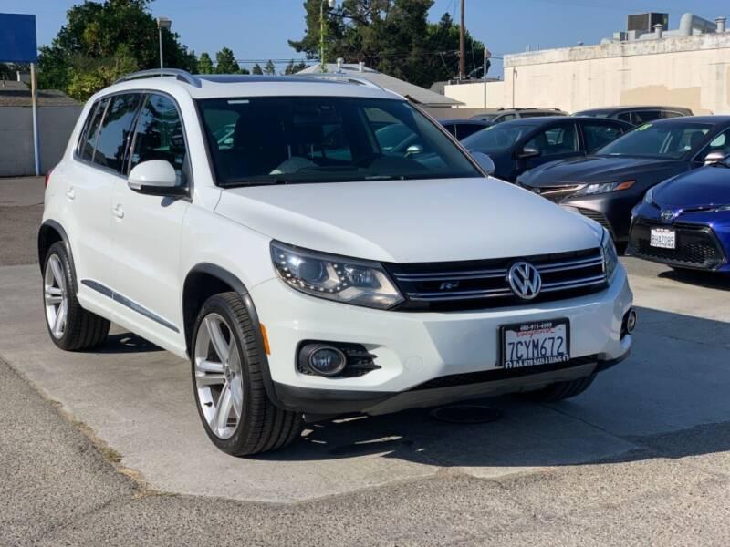 2014 Volkswagen Tiguan for sale at H & K Auto Sales & Leasing in San Jose CA