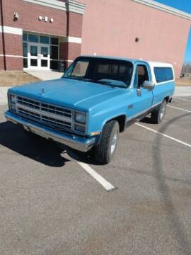 1986 GMC C/K 2500 Series for sale at Classic Car Deals in Cadillac MI