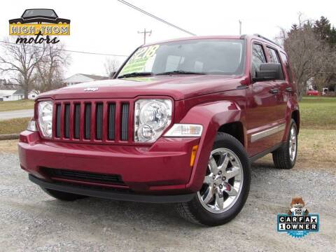 2012 Jeep Liberty for sale at High-Thom Motors in Thomasville NC