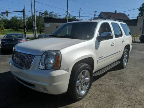 2011 GMC Yukon for sale at Richland Motors in Cleveland OH