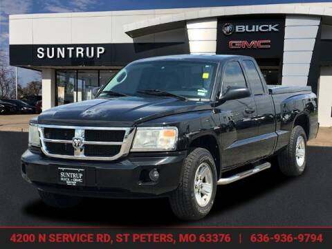 2008 Dodge Dakota for sale at SUNTRUP BUICK GMC in Saint Peters MO