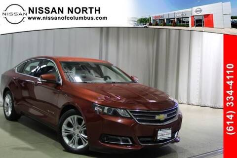 2014 Chevrolet Impala for sale at Auto Center of Columbus in Columbus OH