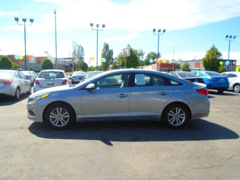 2017 Hyundai Sonata for sale at Smart Buy Auto Sales in Ogden UT