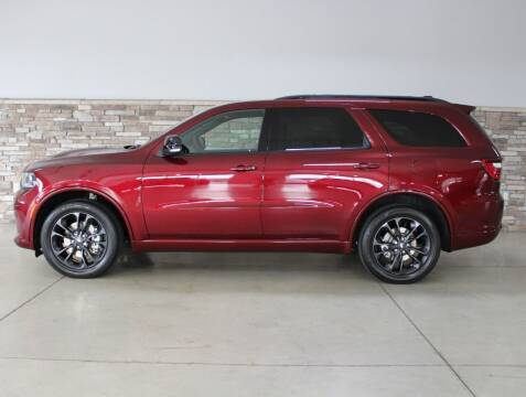 2021 Dodge Durango for sale at Bud & Doug Walters Auto Sales in Kalamazoo MI