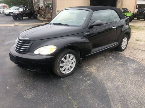 2006 Chrysler PT Cruiser for sale at EAGLE ROCK AUTO SALES in Eagle Rock MO