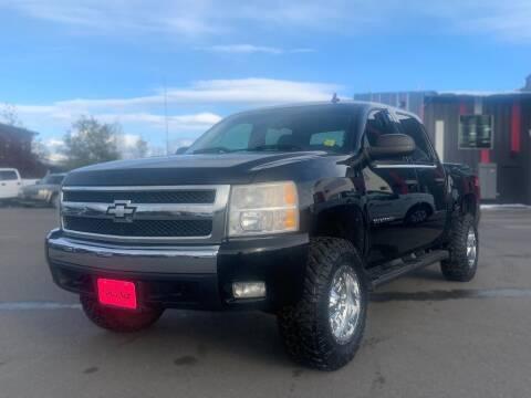 2011 Chevrolet Silverado 1500 for sale at Snyder Motors Inc in Bozeman MT