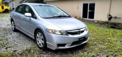 2010 Honda Civic for sale at Dealmakers Auto Sales in Lithia Springs GA