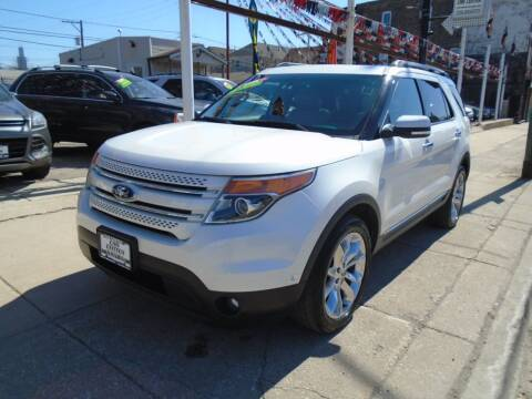 2011 Ford Explorer for sale at CAR CENTER INC in Chicago IL
