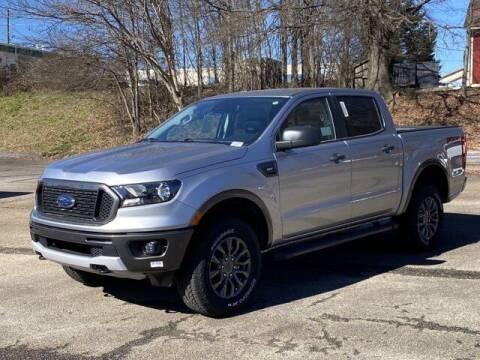 2020 Ford Ranger for sale at FAYETTEVILLEFORDFLEETSALES.COM in Fayetteville GA