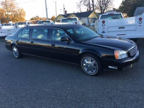 2002 Cadillac DeVille for sale at Classic Car Deals in Cadillac MI