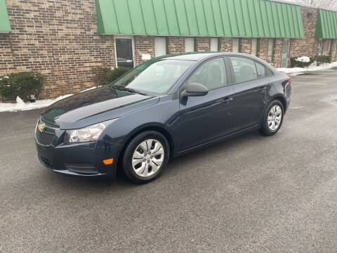 2014 Chevrolet Cruze for sale at Kars Today in Addison IL