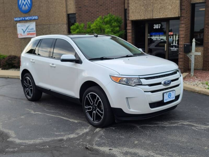 2013 Ford Edge for sale at Mighty Motors in Adrian MI