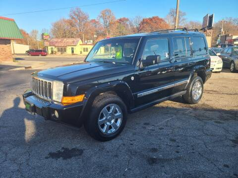 2006 Jeep Commander for sale at Johnny's Motor Cars in Toledo OH