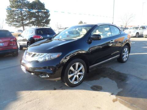2014 Nissan Murano CrossCabriolet for sale at America Auto Inc in South Sioux City NE
