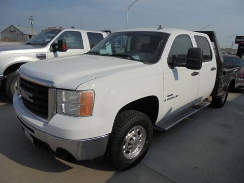 2008 GMC Sierra 2500HD for sale at KICK KARS in Scottsbluff NE