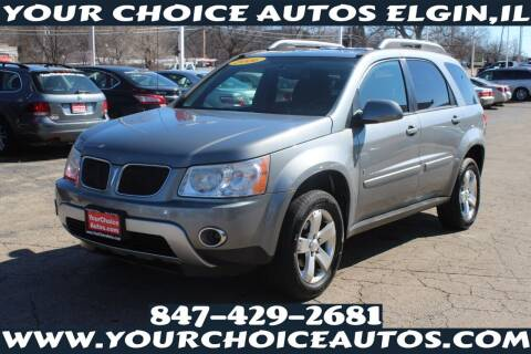 2006 Pontiac Torrent for sale at Your Choice Autos - Elgin in Elgin IL