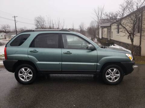 2005 Kia Sportage for sale at Wallet Wise Wheels in Montgomery NY