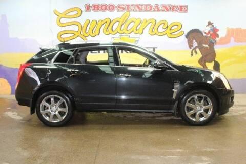 2012 Cadillac SRX for sale at Sundance Chevrolet in Grand Ledge MI