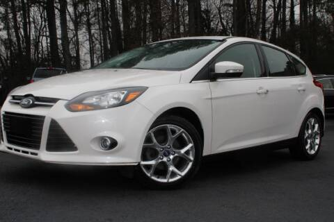 2013 Ford Focus for sale at Atlanta Unique Auto Sales in Norcross GA